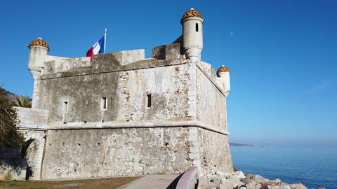 The Bastion Museum In Menton France GIF