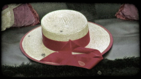 Pillows and Hat 2. Vintage stylized video clip Live Action