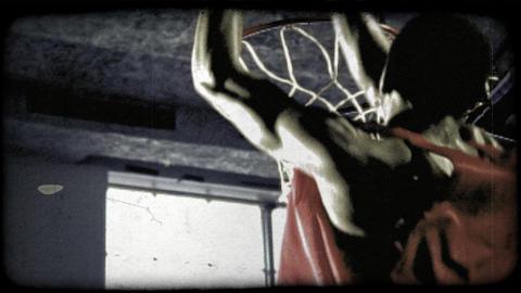 Slam Dunk 18. Vintage stylized video clip Live Action
