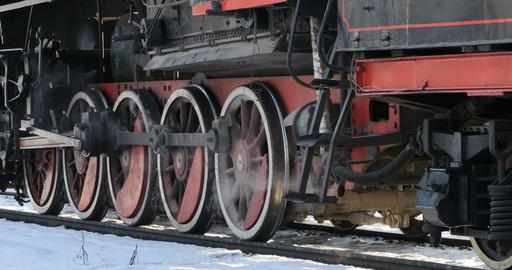 hot steam locomotive Live Action
