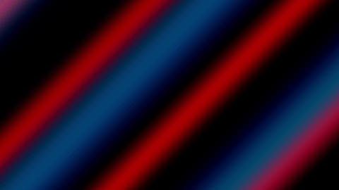 Geometrical Blue And Red Colored Lines Flowing Loop Background Animation
