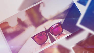Photo Gallery After Effects Project