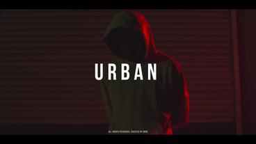 Trap Urban Opener Premiere Proテンプレート