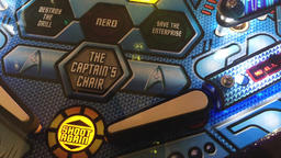 Sci-Fi Arcade Pinball Machine Flippers and Play Field Archivo