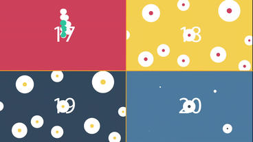 Big Shape Elements Pack folder Plantilla de After Effects