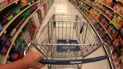 Shopping Trip Footage