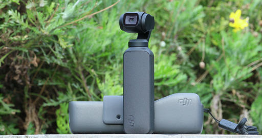 DJI Osmo Pocket With Cover Live Action