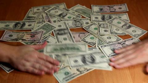 dollars Footage
