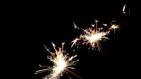 sparkler Footage