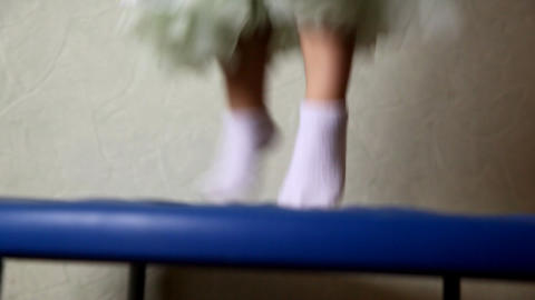 trampoline Footage