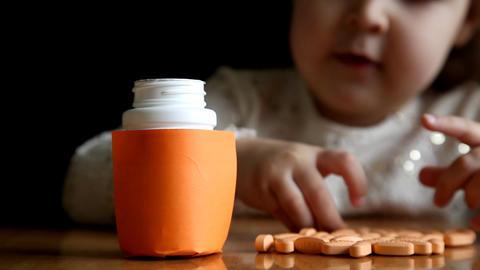 pills Footage