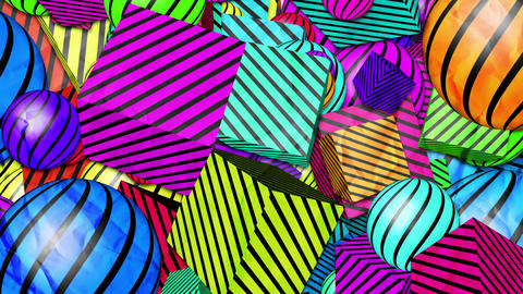 psychedelic Stock Video Footage