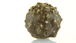 Chocolate bonbon Stock Video Footage