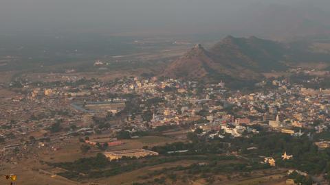 Pushkar panorama Footage