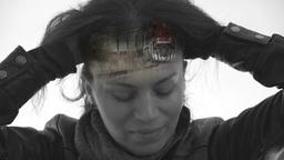 Migraine Train Headache Pain Stock Video Footage