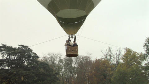 hot-air balloon 22 Footage