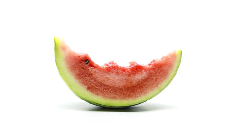 Eating Watermelon Animation