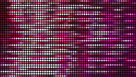 Glitter Back horizon line Purple 4k Animation