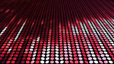 Glitter Back perspect line Red 4k CG動画