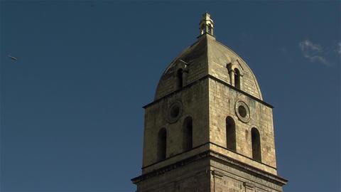 The Basilica Of San Francisco. San Francisco Church, In La Paz (Bolivia) Footage