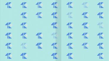 Glitch Split Logo 4K Premiere Proテンプレート