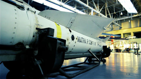 Exocet Missile Footage