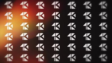 Glitch Split Logo After Effects Template