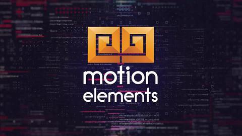 Informatic logo Premiere Pro Template