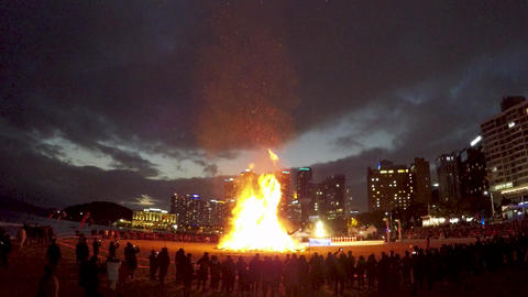 Jeongwol Daeboruem the Lunar New Year's Eve event in…, Live Action