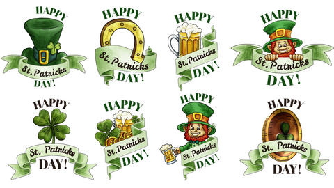 St. Patricks Pack - Templates 1