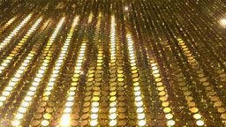 Glitter Back perspect line Gold2 Flash 4k CG動画