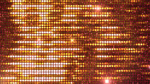 Glitter Back horizon line Gold3 Flash 4k Animation