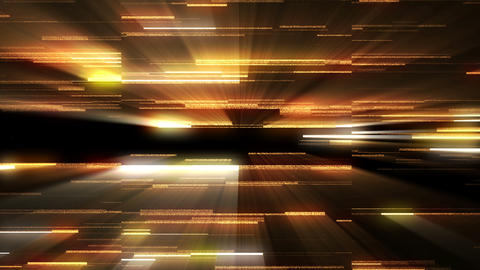 Golden Glowing Backgrounds