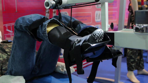 The Rehabilitation Legs GIF