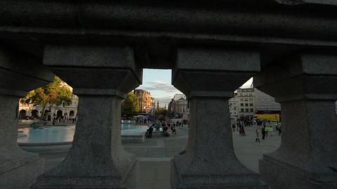 Revealing the Trafalgar Square Footage
