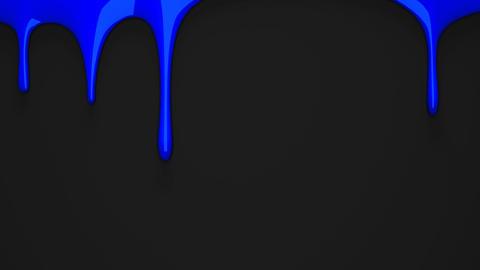 Liquid On Black Background 2