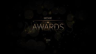 Movie Awards Plantilla de After Effects