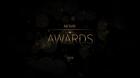 Movie Awards After Effects Template