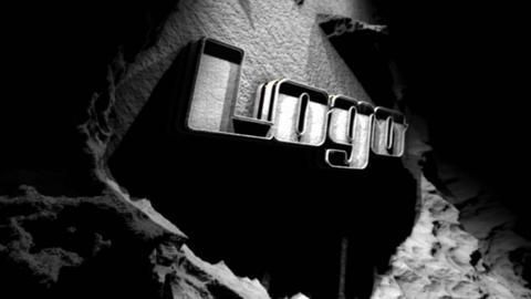 Logo / Simple Grunge Logo / Glitch Logo / Intro Logo / Opener Logo 1