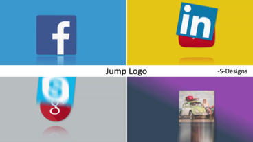 Jumb Logo After Effects Template