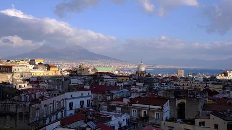 Naples cityscape GIF