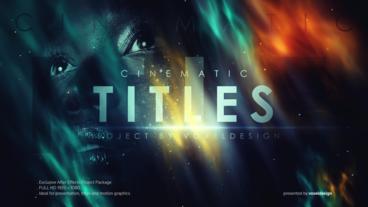 LAVA - Cinematic Titles Plantilla de After Effects