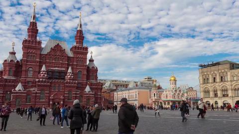 Timelapse Moscow ビデオ