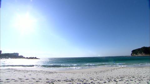 和歌山白浜の白良浜1 ビデオ