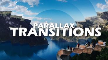 Parallax Transitions Premiere Pro Effect Preset