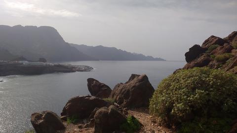 Gran Canaria Coastal Walk, Ageate, Canary Islands Fotografía