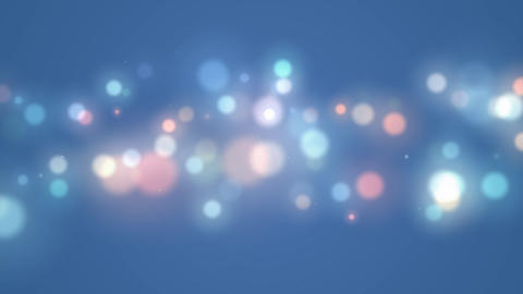 Abstract beautiful blur bokeh light effect 4k Stock Video Footage