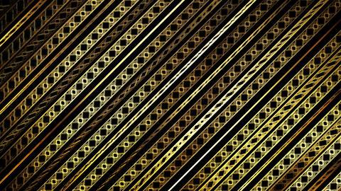 Gatsby Deco 07 4K GIF