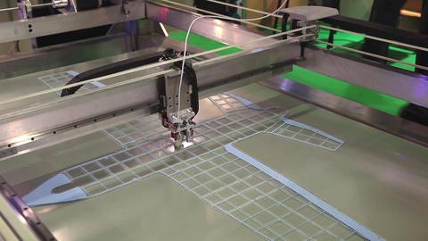 3D Printer Printing 1