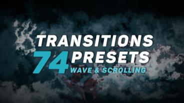 Transitions Presets v.3 Premiere Pro Effect Preset